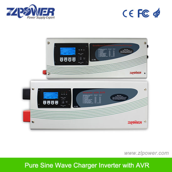 Low Frequency Pure Sine Wave Solar Inverter with AVR Function pictures & photos