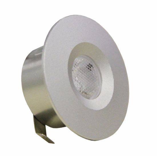 Recessed Mounted LED Spot Light for Cabinet with CE, ETL pictures & photos