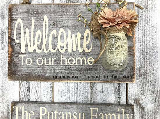 China Personalized Wedding Anniversary Gifts Rustic Home Decor For