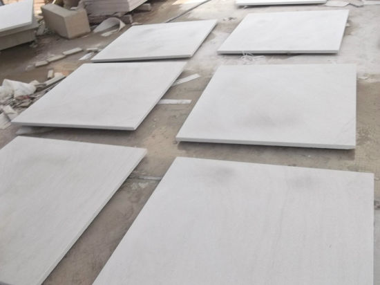 White Sandstone, Sandstone Tile, Sandstone for Project pictures & photos