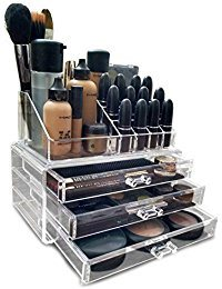 Pop Acrylic Cosmetic Display Stand, Store Retail Acrylic Stand pictures & photos