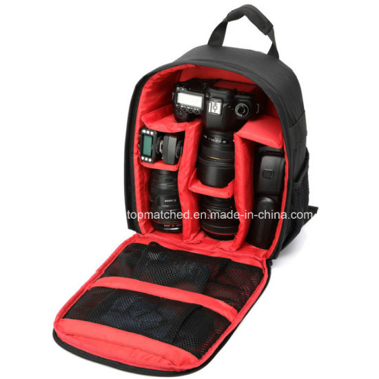 Waterproof DSLR Cases Canon 1PC Camera Backpack Bag pictures & photos