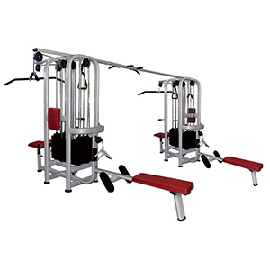 Fitness Equipment Multi-Jungle 8-Stack Exercise Gym pictures & photos