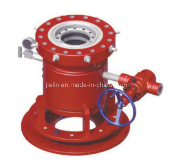 High Quality API 6A 21-1/4 Bottom Flange Size Casing Spool