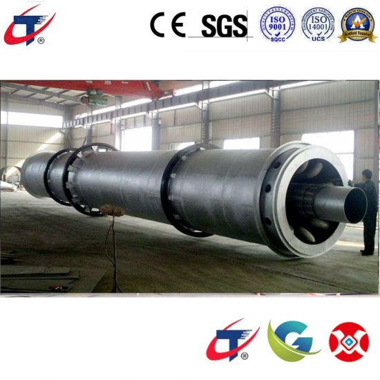 Gaogong Group Silica / River Sand Rotary Dryer Drying Machine Equipment pictures & photos