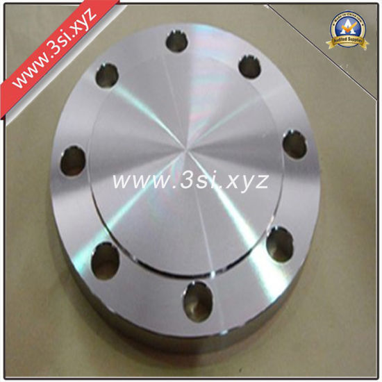 Stainless Steel DIN Blind Flange (YZF-F104)