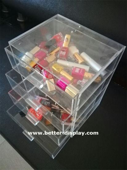 Make up Organizer Acrylic Crystal Wholesale Factory
