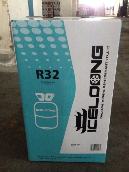 China R32 Replacement of R410A Refrigerant - China Refrigerant, R22