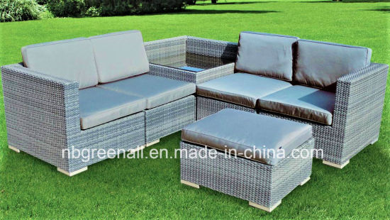 Outdoor Aluminum/Steel Frame Patio Garden Furniture pictures & photos