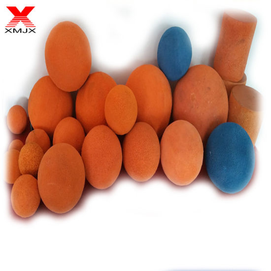 Wholesale Clean-out Accessories Pipe Cleaning Ball Foam Ball
