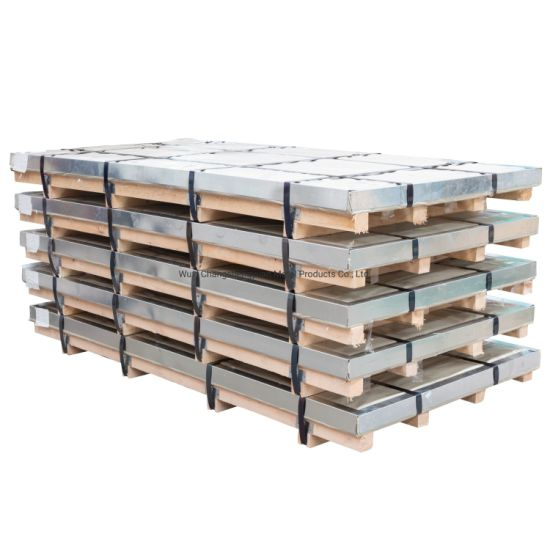 Factory Price 201 304 304L 316 316L 441 444 436 439 420j1 410s 430 Stainless Steel Plate with Surface 2b Ba No. 4 Hl Checked Anti-Slip Tread