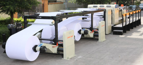 China High Speed Paper Cutting Machine pictures & photos