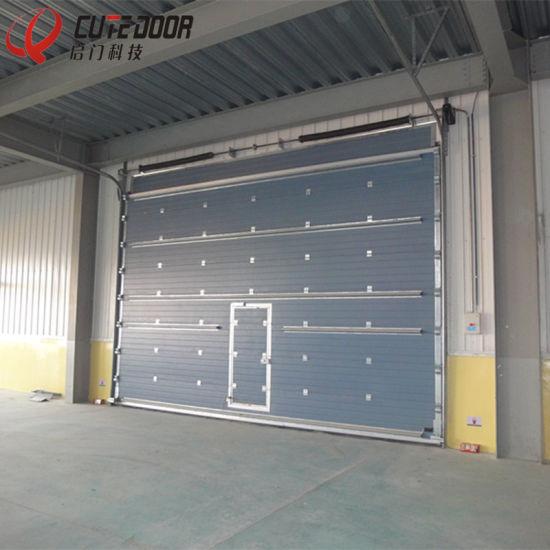 steel sliding garage doors. Cost-Effective Galvanized Steel Sectional Garage Door Sliding Doors