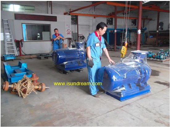 Horizontal/Vertical Electrical End Suction Centrifugal Pump pictures & photos