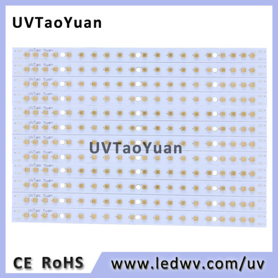 UVC LED Sterilizer 275nm 300X12mm @100MW UV LED Hard Strip