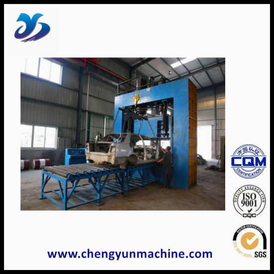 Waste Car Baler and Shear pictures & photos