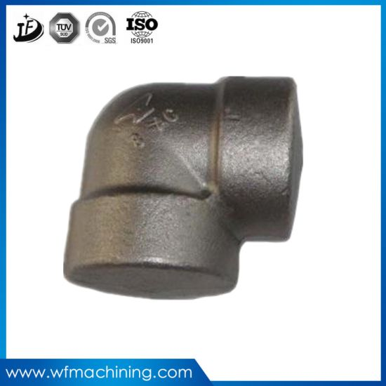 OEM Hot/Cold Forged Heavy Truck Parts Carbon Steel Metal Forging for Drop Steel Forge pictures & photos