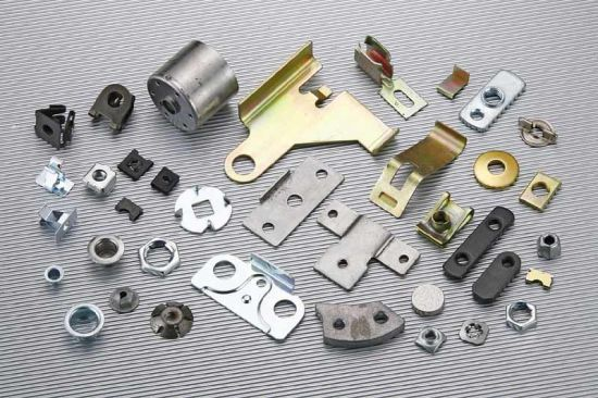 OEM Steel Precision Sheet Metal Stamping Part, Stamping Bracket pictures & photos