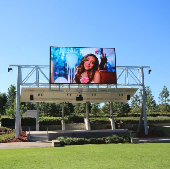 High Quality Outdoor Digital Screen Fixed LED Sign / LED Display Billboard for Video Advertising (P2.5 P3.33 P4 P5 P6 P8 P10)