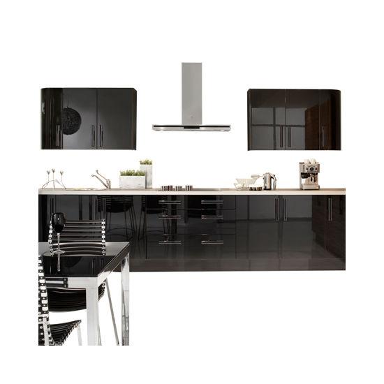 Modern Kitchen Cabinet High Gloss Finish Kitchen Cabinets