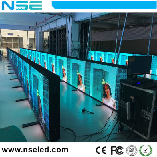 Football Stadium LED Display Video Panel P10 Outdoor Electronic Score Boards pictures & photos