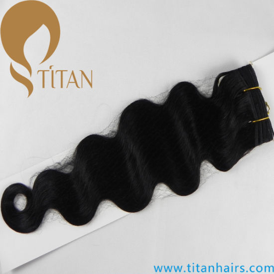 Body Wavy Remy Hair Products Hair Weft (TT501) pictures & photos