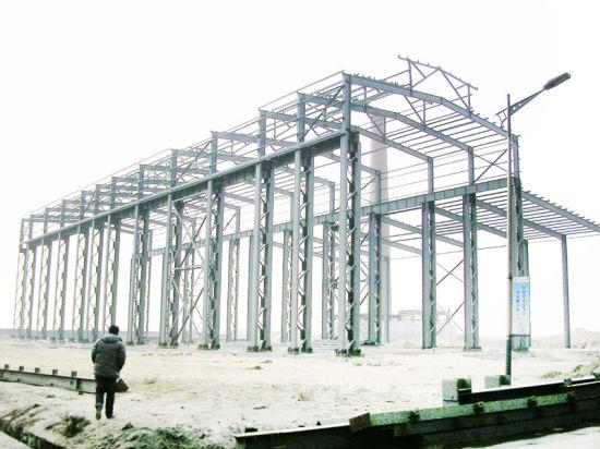 Good Insulation Steel Structure Workshop (SSW-14530)