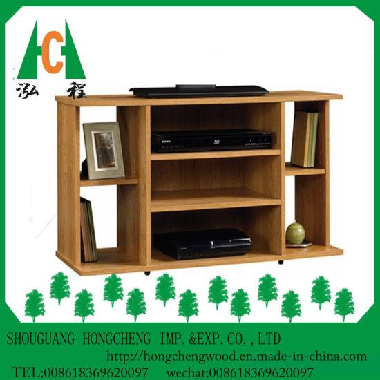 various colors e86fa 0d41d Modern Simple Foldable MDF Melmine Corner TV Stand Design