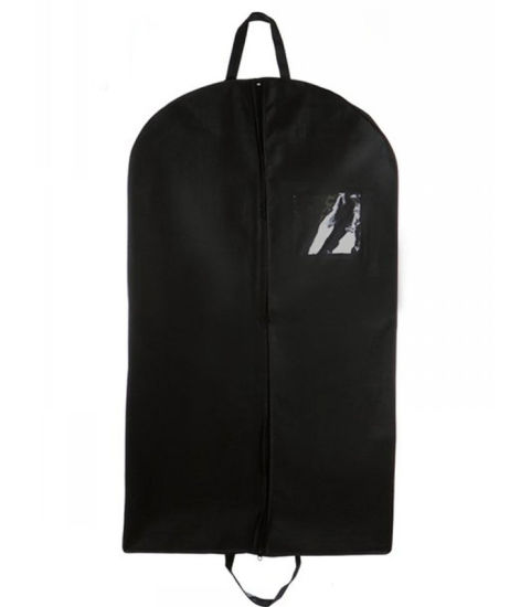 BSCI Certified Garment Bag, Made of Non Woven, Cotton, Polyester