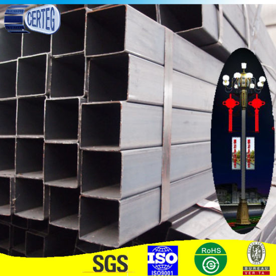 Supply High Quality Carbon Steel ERW Tube