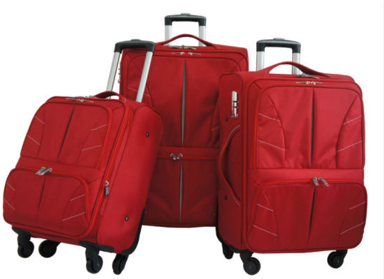 Hot Selling Nylon Material Trolley Bags (JB5006) pictures & photos