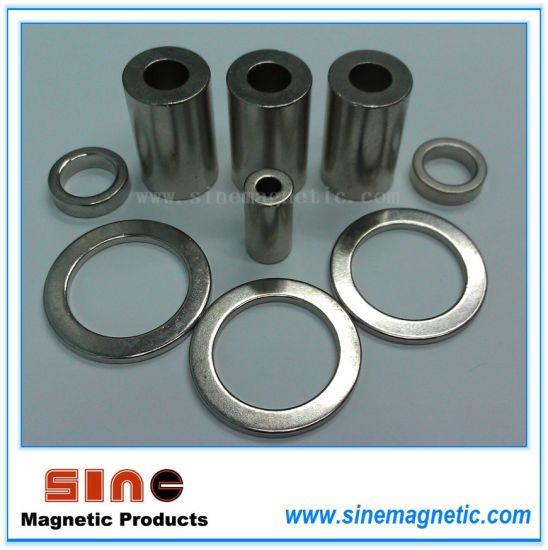 Strong Permanent Neodymium Magnet Ring