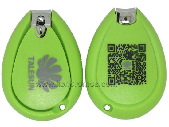 Custom Logo Baby Products Promotional Gift Nail Clipper pictures & photos