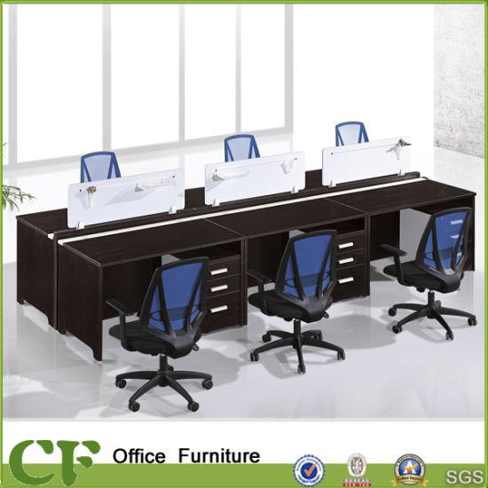 computer desk office works. Modern Style Office Work Partition/Office Workstation Design Furniture Computer Desk Works