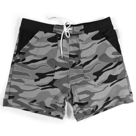d24ffad1c01 Wholesale Swimwear Men Basic Long Swimming Surf Camo Board Shorts Pocket