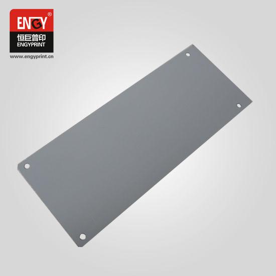 China Hot Sale Pad Printing Thin Custom Printed Plates for Pad
