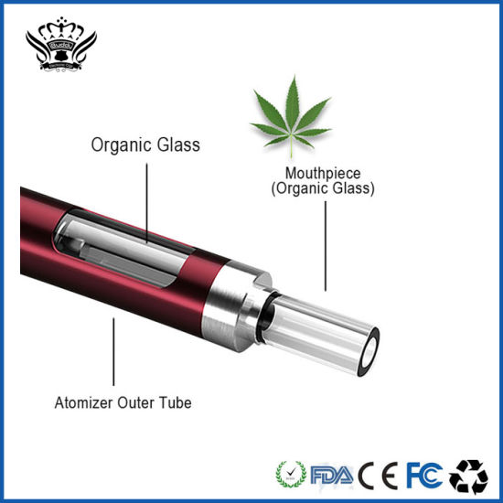Ibuddy Gla 350mAh 0.5ml Glass Cbd Oil Electronic Cigarette pictures & photos