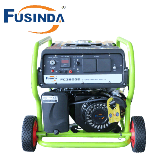 3kw Portable Gasoline Generator for Home Standby with Ce/CIQ/ISO/Soncap (FC3600) pictures & photos