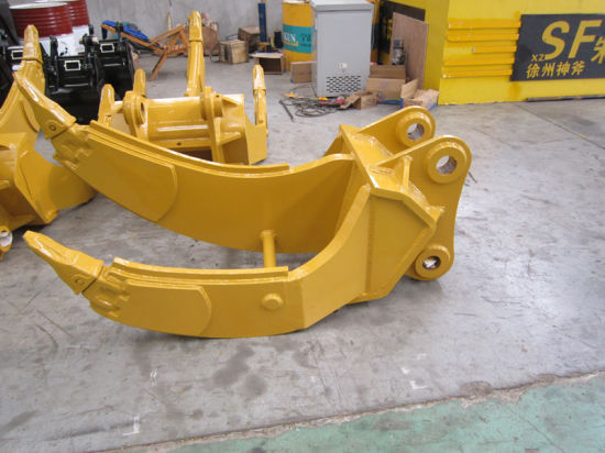 Excellent Excavator Spare Parts of Excavator Three Teeth Ripper pictures & photos
