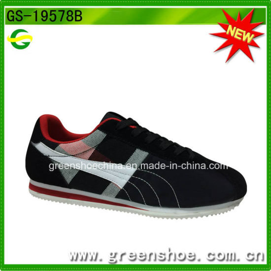 Cheap Customized Fashion Comfortable Durable Shoes Men Sport pictures & photos