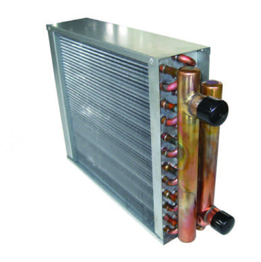 Wood Furnace/Wood Boiler Spare Parts Water to Air Heat Exchanger/Heat Exchange Coil
