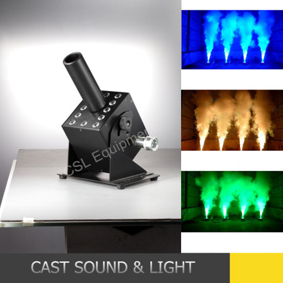 Colorfull Stage Effect Equipment LED CO2 Jet Machine pictures & photos