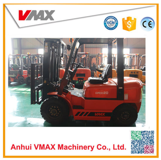 Miraculous China Diesel Forklift 2 0 Ton Vmax Cpcd20 Forklift Price Ibusinesslaw Wood Chair Design Ideas Ibusinesslaworg