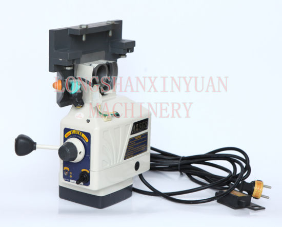 Alb-310sx Horizontal Electronic Table Feed for Milling Machine (X-axis, 110V, 450in. lb) pictures & photos