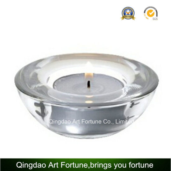 Hot Sale Thick Wall Tealight Candle Holder Manufacturers Small Size Set of 2 pictures & photos
