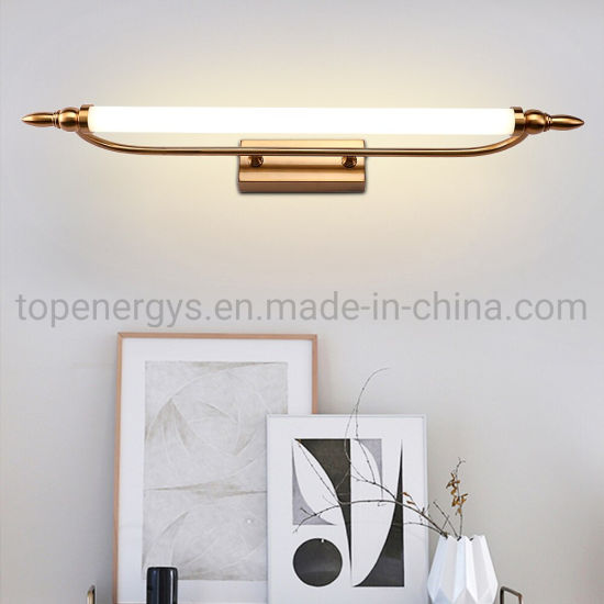 China Led Mirror Light 9w Ac90 260v 55cm Wall Mounted