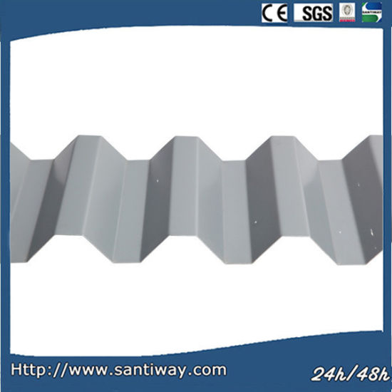 Corrugated Steel Sheet for Roofing and Wall