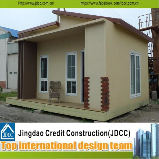 China Low Cost And Fast Construction Of Prefabricated Small House