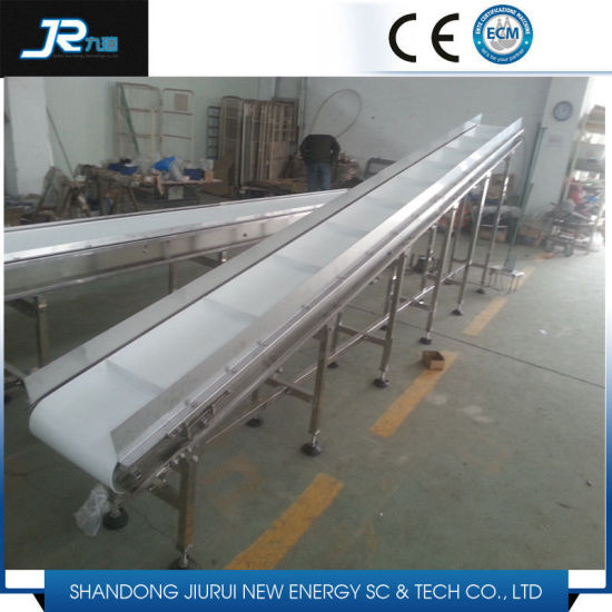 Egg Conveying Belt Conveyor for Food Industrial pictures & photos