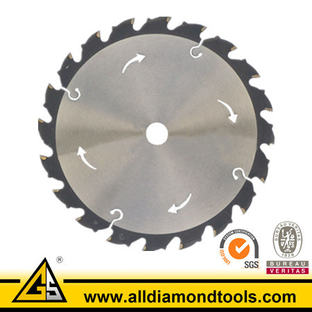 Tct Saw Blade for Cutting Wood pictures & photos